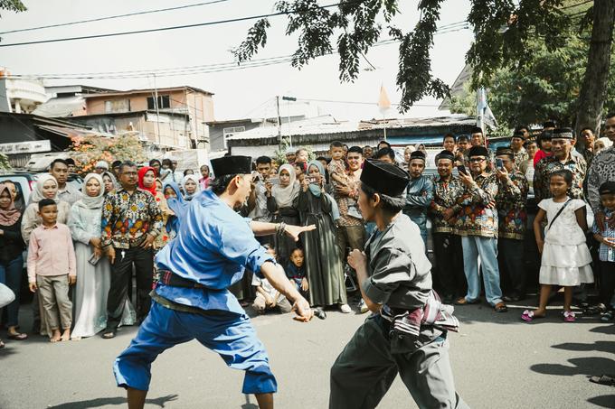 Ocha & Risman Akad Nikah (Javanese Tradition) by FIOR - 004