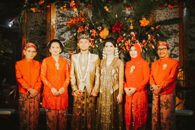 Annya & Lutfi Reception by FIOR - 001