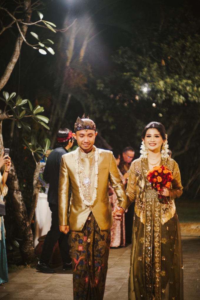 Annya & Lutfi Reception by FIOR - 007