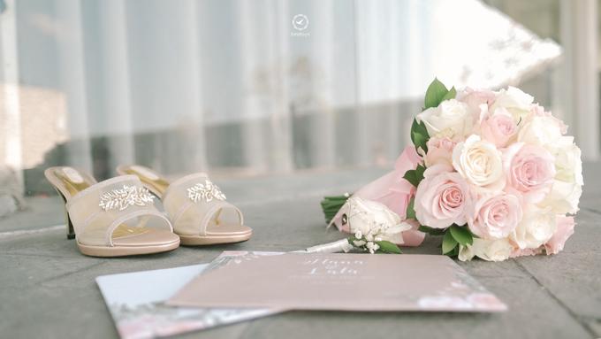 Hana & Lala Wedding by FIOR - 006