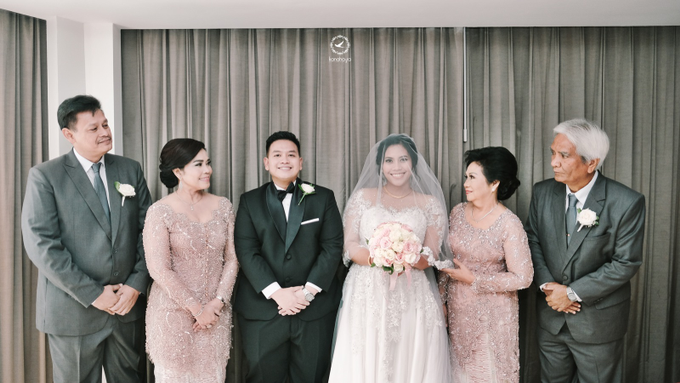Hana & Lala Wedding by FIOR - 010