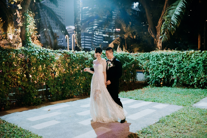 Dessen & Nina Wedding by FIOR - 004