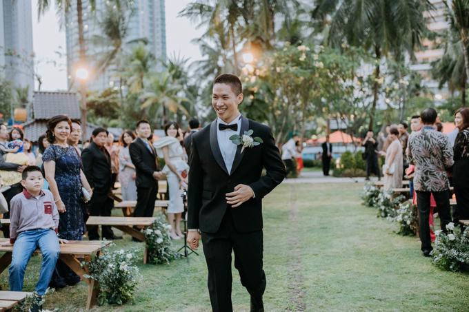 Dessen & Nina Wedding by FIOR - 007