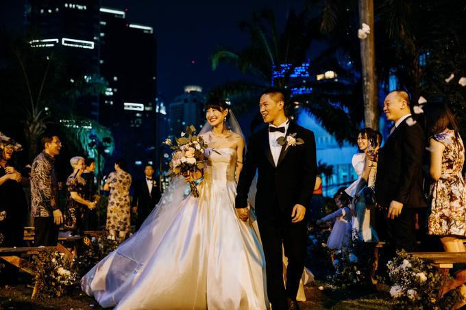Dessen & Nina Wedding by FIOR - 013