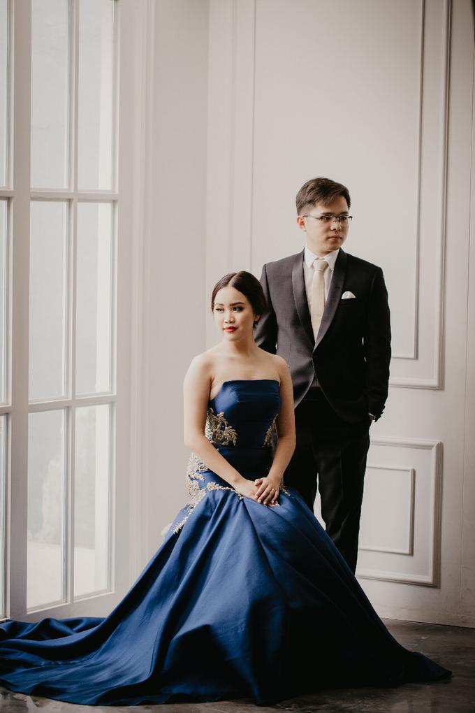 You Loke and Sandra Pre Wedding by AKSA Creative - 002