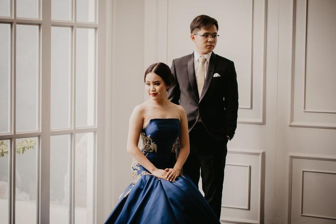 You Loke and Sandra Pre Wedding by AKSA Creative - 001