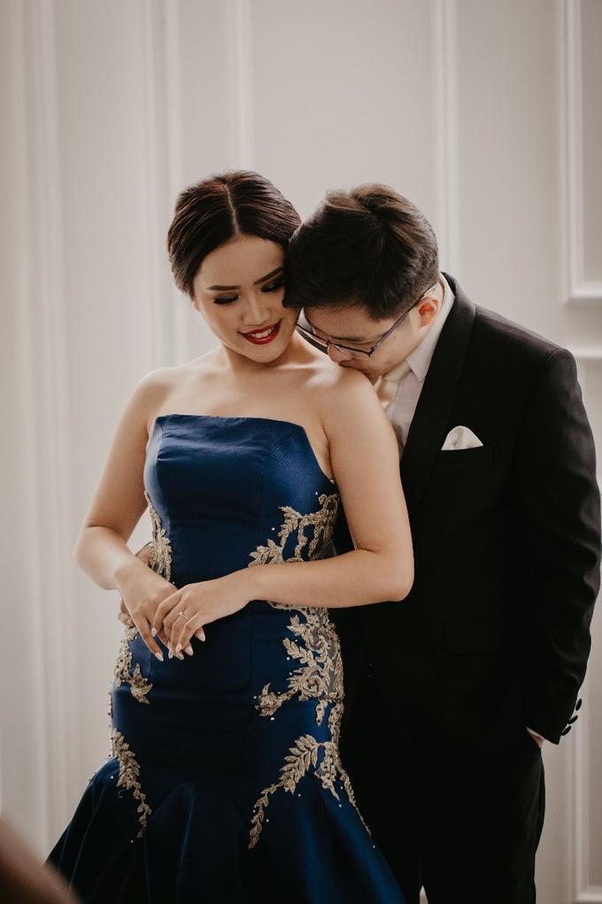 You Loke and Sandra Pre Wedding by AKSA Creative - 003