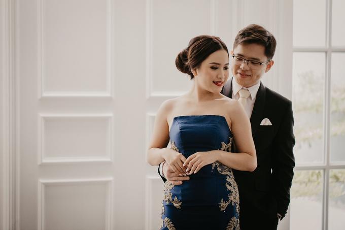 You Loke and Sandra Pre Wedding by AKSA Creative - 005