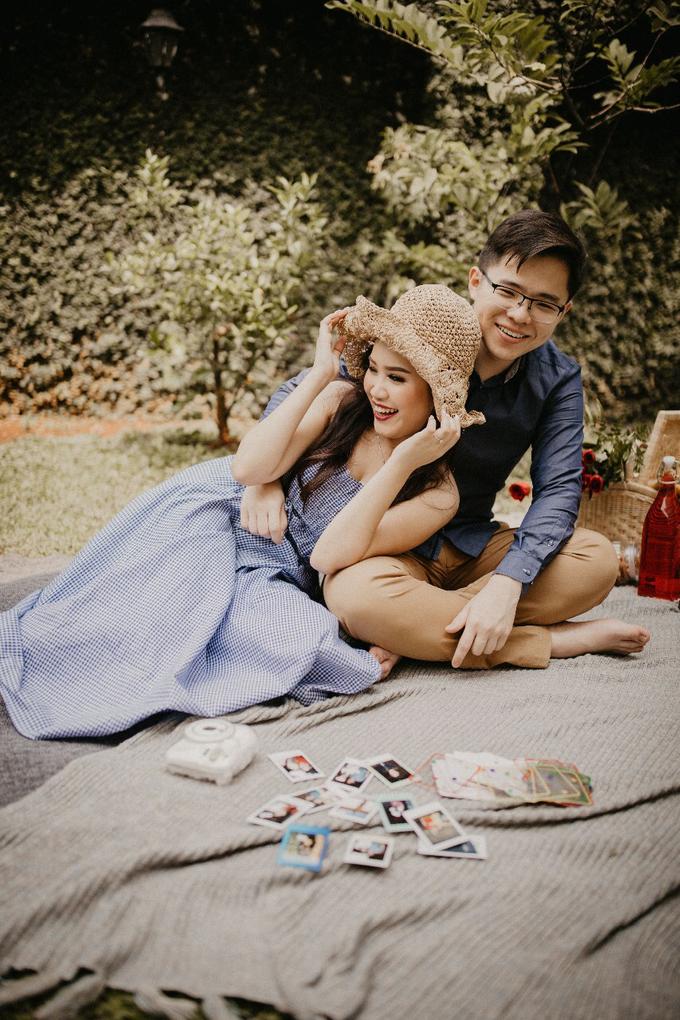 You Loke and Sandra Pre Wedding by AKSA Creative - 011