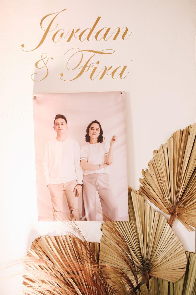 The Wedding of Fira & Jordan by Elior Design - 001
