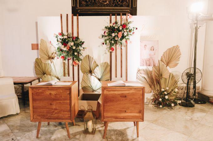 The Wedding of Fira & Jordan by Elior Design - 004