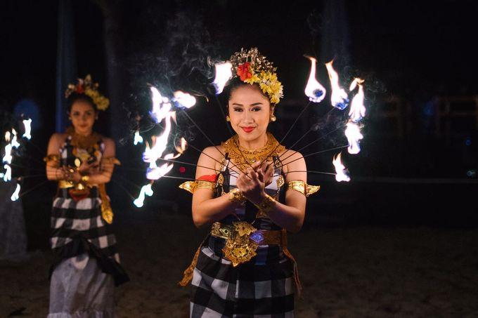 Wedding Entertainment by Conrad Bali - 001