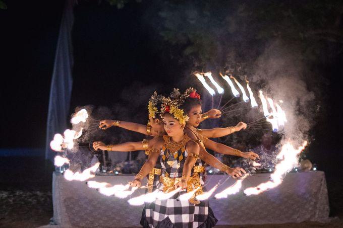 Wedding Entertainment by Conrad Bali - 002