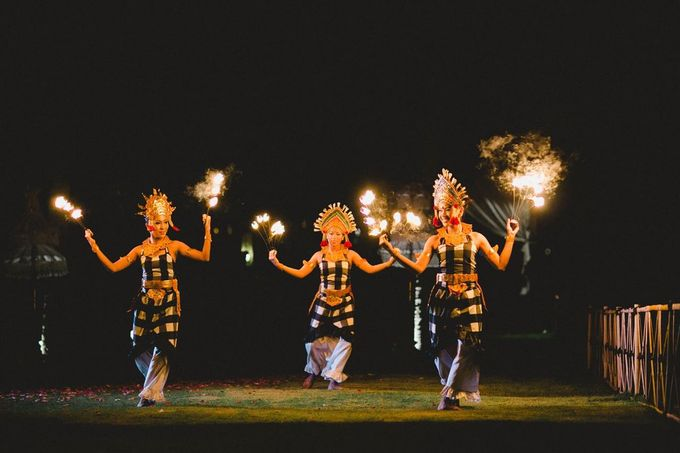 Wedding Entertainment by Conrad Bali - 003