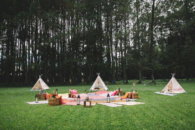MT & Bel Wedding by fire, wood & earth - 011