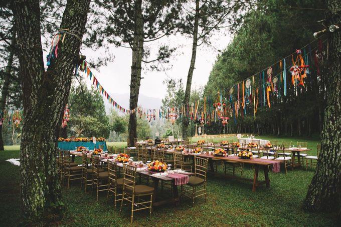 MT & Bel Wedding by fire, wood & earth - 013