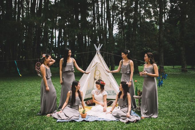 MT & Bel Wedding by fire, wood & earth - 021