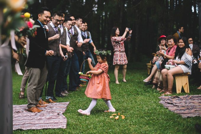 MT & Bel Wedding by fire, wood & earth - 023