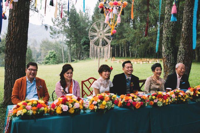 MT & Bel Wedding by fire, wood & earth - 029
