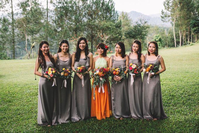 MT & Bel Wedding by fire, wood & earth - 032