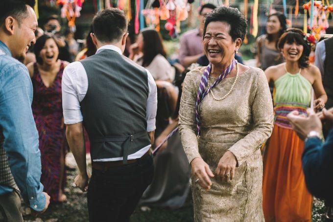 MT & Bel Wedding by fire, wood & earth - 034