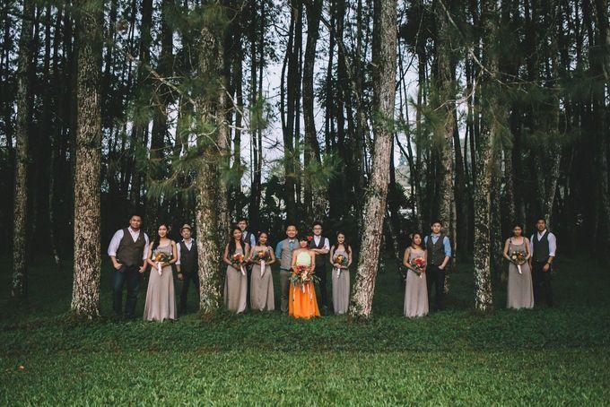 MT & Bel Wedding by fire, wood & earth - 039