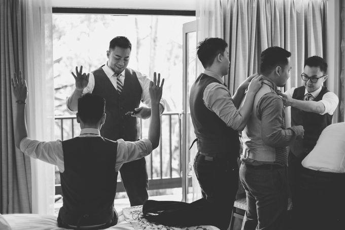 MT & Bel Wedding by fire, wood & earth - 007