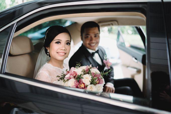 Sabar & Tiara Wedding Day by Nike Makeup & Hairdo - 019