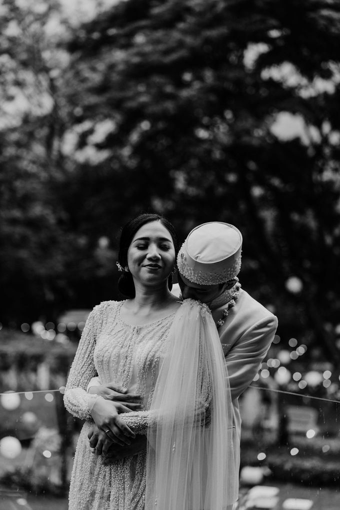 Fita & Gentha Wedding at On Green Raffles Hills by AKSA Creative - 021