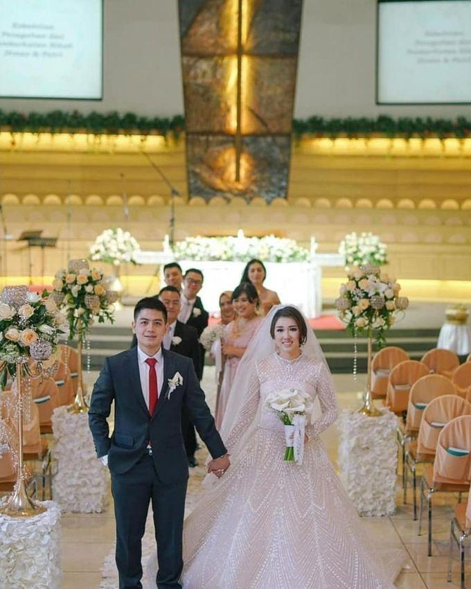 The Wedding of Dimas Putri by FIVE Seasons WO - 001