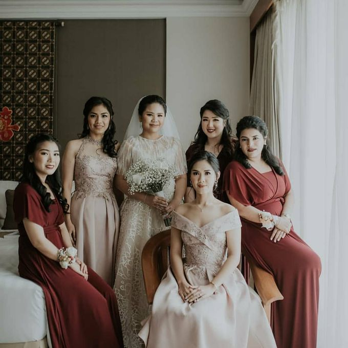 The Wedding of Hendri & Ligya by FIVE Seasons WO - 001