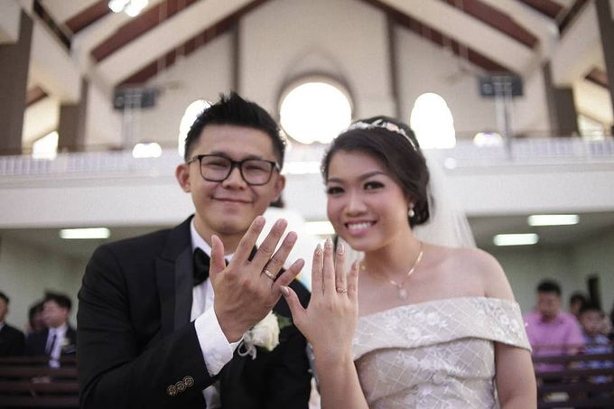 The Wedding of Henky & Ailsa by FIVE Seasons WO - 004