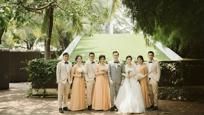 The Wedding Andre  & Vania by FIVE Seasons WO - 005