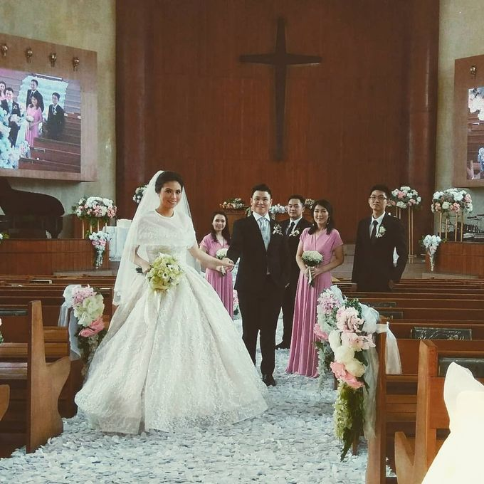 The Wedding of  Ivan & Shinta by FIVE Seasons WO - 001