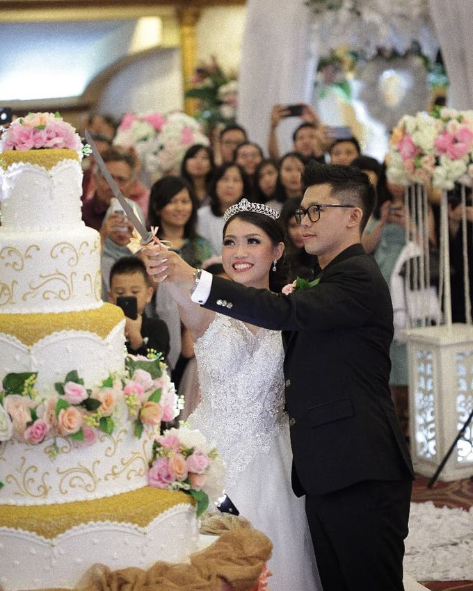The Wedding of Henky & Ailsa by FIVE Seasons WO - 002