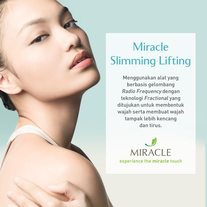 Miracle Prewed RESHAPING Package by Miracle Aesthetic Clinic - 005