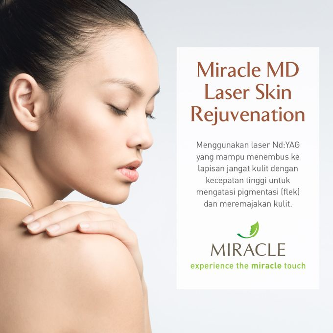 Miracle Prewed REJUVENATION Package by Miracle Aesthetic Clinic - 005