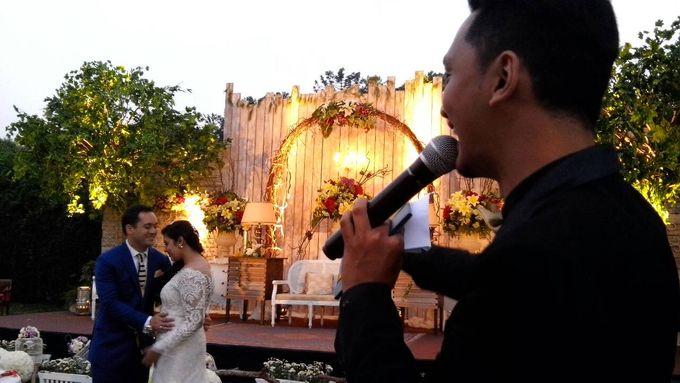 Wedding By Megrashy Wedding Planner & Organizer by Chanzy Fauzi MC - 003