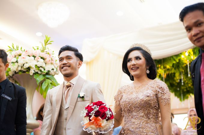 The Wedding of Sifa & Ivan by Pandjava Culinary Service - 038