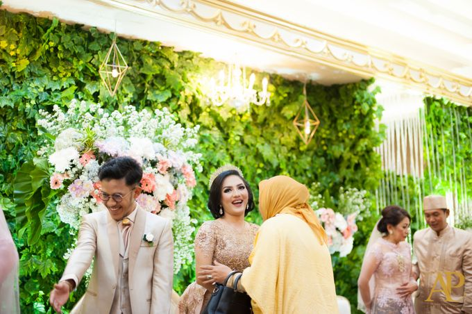 The Wedding of Sifa & Ivan by Pandjava Culinary Service - 036