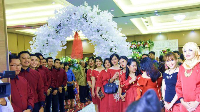 Wedding Of Samuel & Novelisa 01 July 2017 by Pandjava Culinary Service - 013