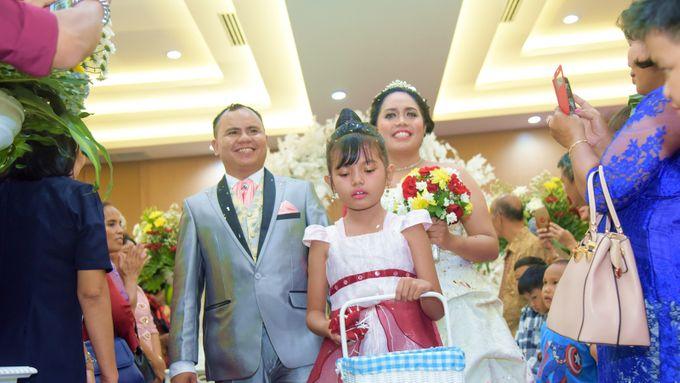 Wedding Of Samuel & Novelisa 01 July 2017 by Pandjava Culinary Service - 014