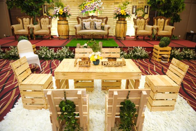 Wedding Of Reza & Dita by Pandjava Culinary Service - 003