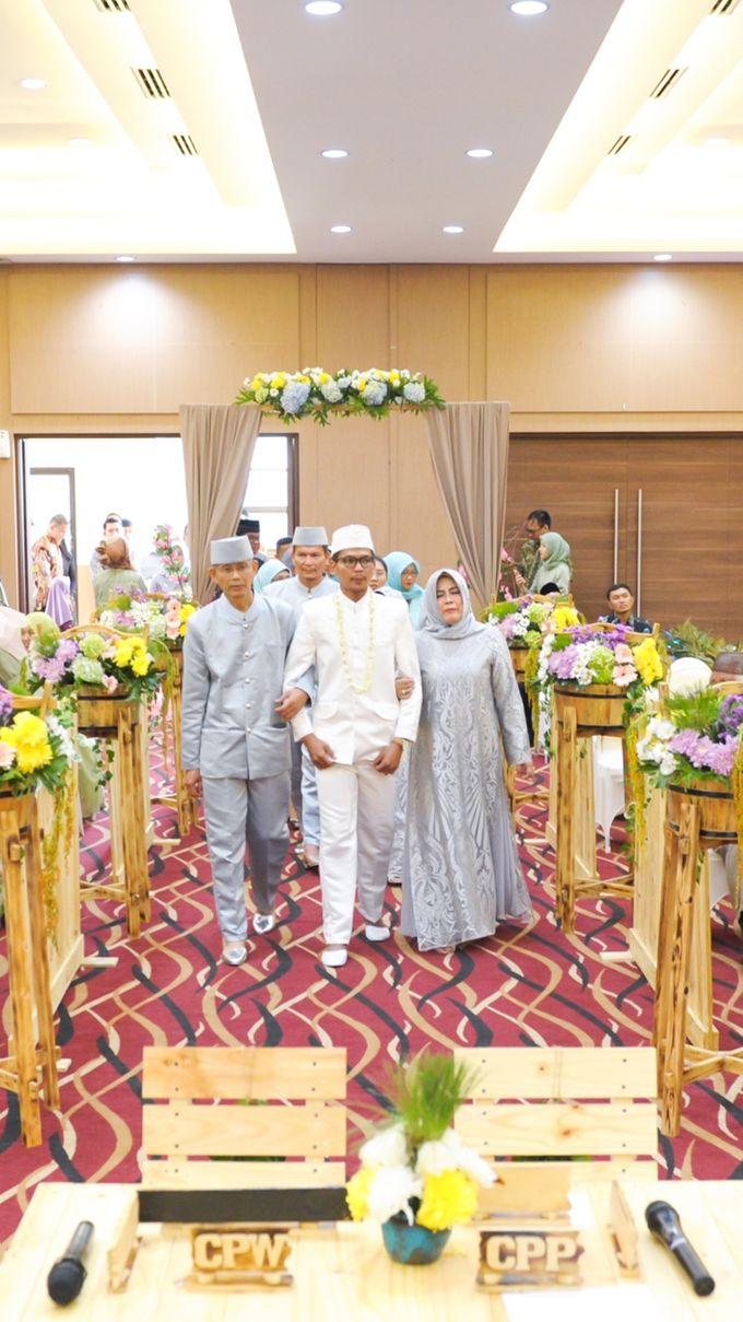Wedding Of Reza & Dita by Pandjava Culinary Service - 020