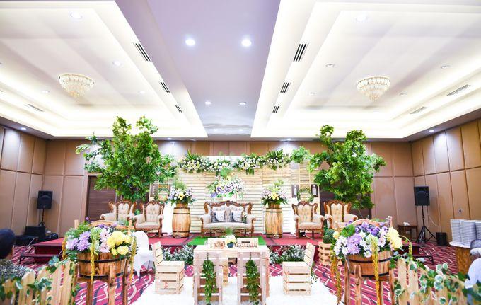 Wedding Of Reza & Dita by Pandjava Culinary Service - 006