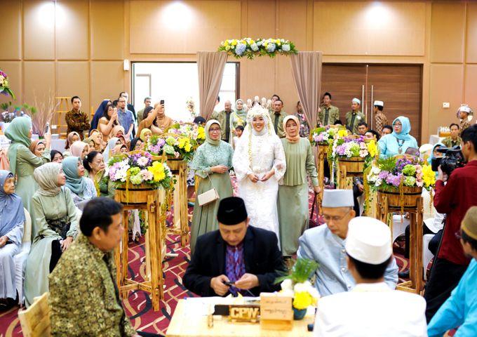 Wedding Of Reza & Dita by Pandjava Culinary Service - 004