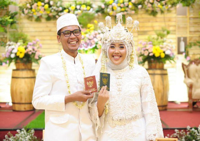 Wedding Of Reza & Dita by Pandjava Culinary Service - 010