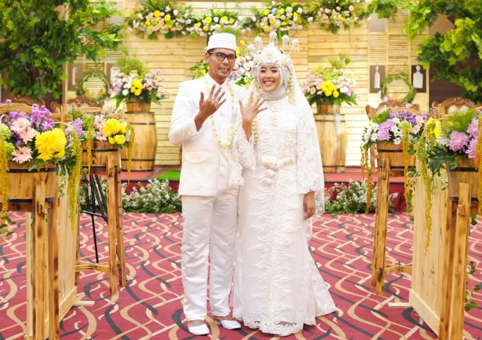 Wedding Of Reza & Dita by Pandjava Culinary Service - 002