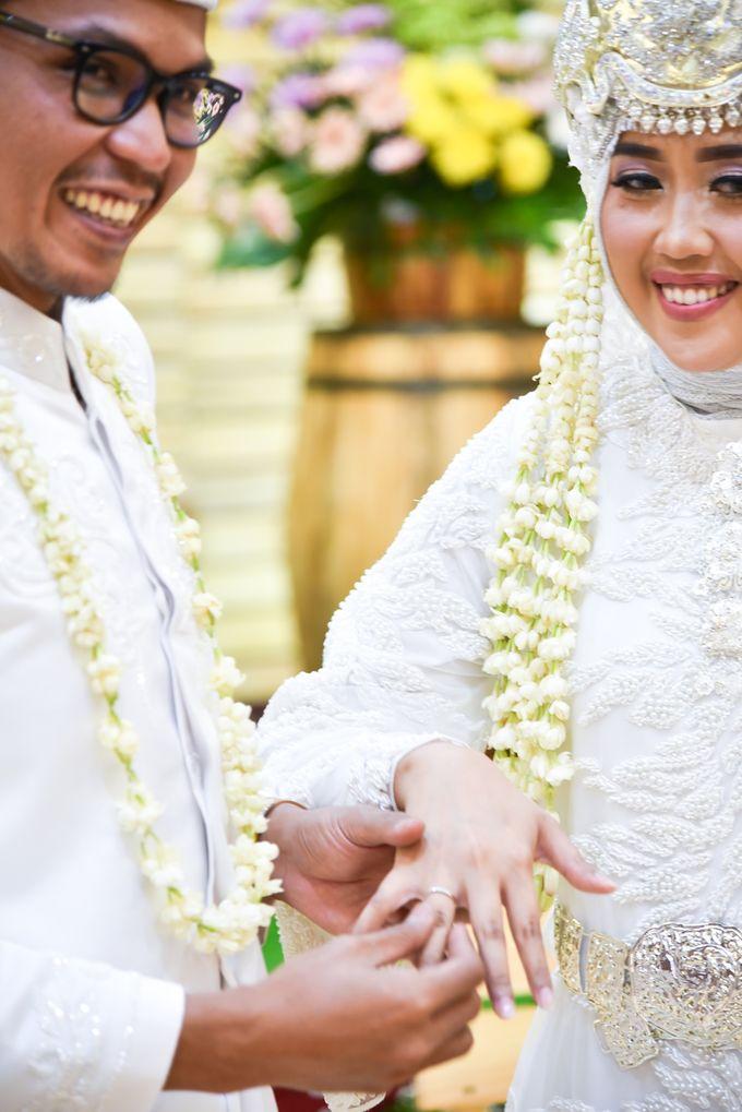 Wedding Of Reza & Dita by Pandjava Culinary Service - 017