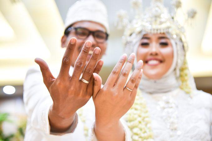 Wedding Of Reza & Dita by Pandjava Culinary Service - 019